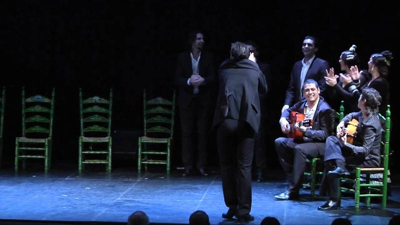 Manuel Liñán en los Jueves Flamencos de Otoño (Cajasol)