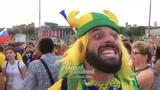 Brazilian in Russia