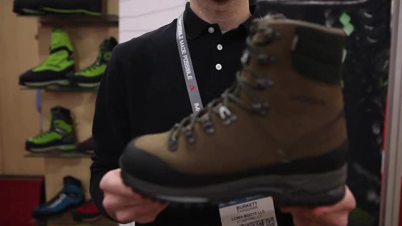 Lowa Bighorn at Winter Outdoor Retailer 2014