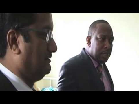 Governor Mike Sonko storms into Kangemi Health Centre