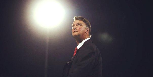 Луи Ван Гал — новый главный тренер «Манчестер Юнайтед».