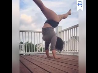 Йога не только для худышек!