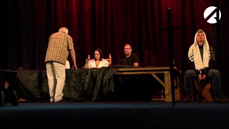Астраханский драматический театр уходит на каникулы