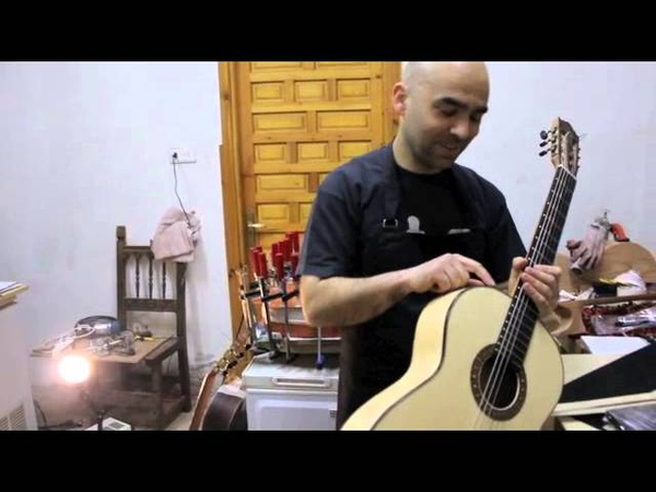 Los secretos de la guitarra flamenca. (Documental)