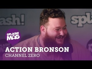 Action Bronson on Wrestling, DJ Premier, TDE, Filming and Albanian Rap [splash!-Mag Interview]