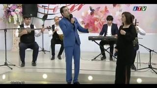 Babek Susali Gunay İmamverdiyeva - Qarabagin marali / Yeni gun proqrami
