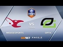 Mousesports vs OpTic, train, ECS Season 6 Europe