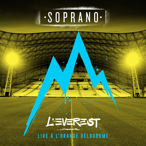 Soprano альбом L'Everest à l'Orange Vélodrome (Live)