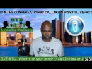RTD Live Talk w/ Mike: What's On Your Mind? (Call In Let Your Voice Be Heard)
