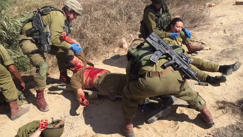 Полевая медицина ЦАХАЛА: Как работает израильская полевая медицина