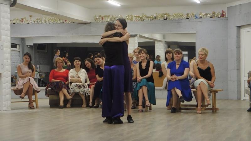 Наталья Ростова и Анастасия Драда Салазар. Одно на двоих Конференция Иркутск 2018