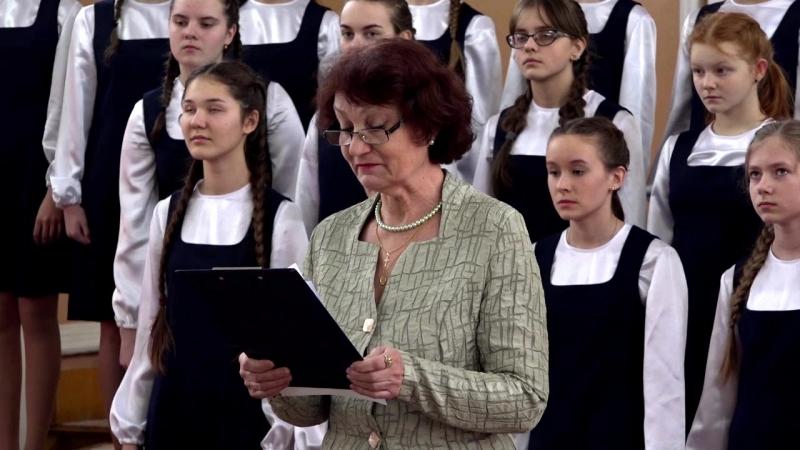 Сердобск ТВ - Праздник вокально-хорового пения в ДШИ