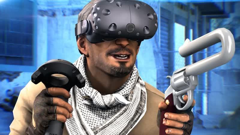 [Jameskii] CS:GO but in VR 2