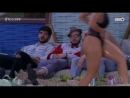 Breno e Maria Olivia no Video Show