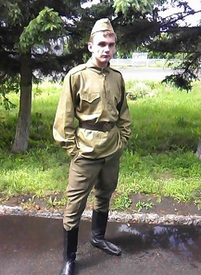 Иван Чайкин, 7 августа , Камень-на-Оби, id154128242