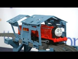 Паровозик Томас и его друзья - Железная дорога со страшными приключениями