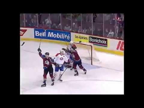 Sandis Ozolins sweet goal vs Canadiens (1995)