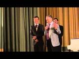 Андрей Дементьев на концерте Евгения Южина