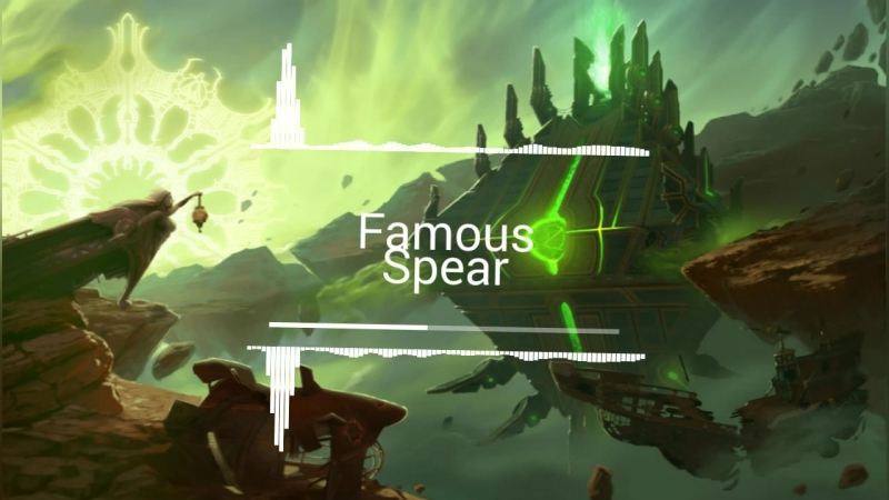 Famous Spear - Tremors