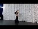 Демидова Екатерина - Raks Sharki - Эстрадная песня - восточный танец