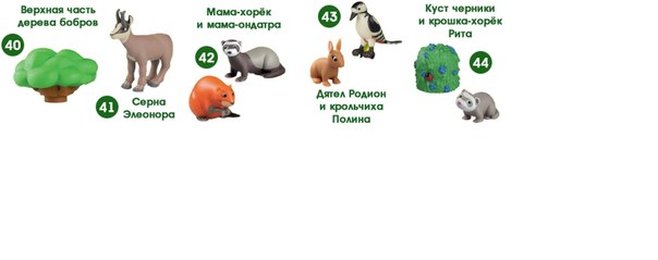 Животные леса - Babyblog ru