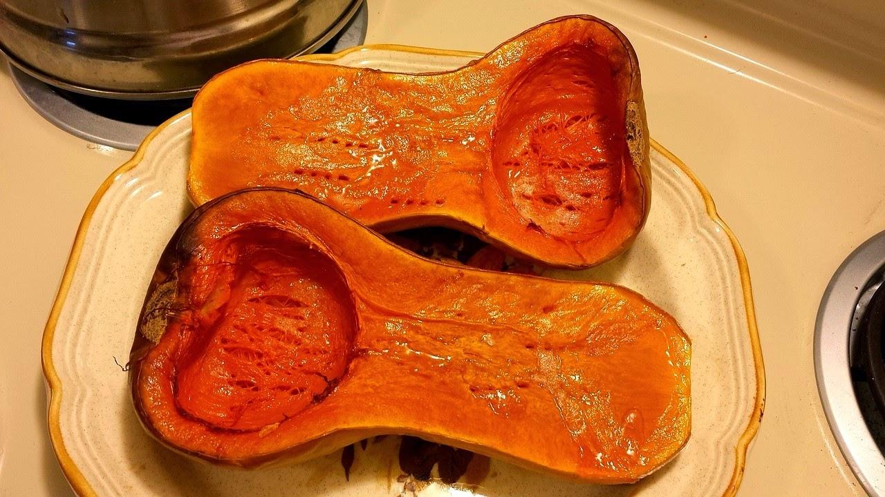 Запеченная тыква в духовке: как запечь тыкву кусочками