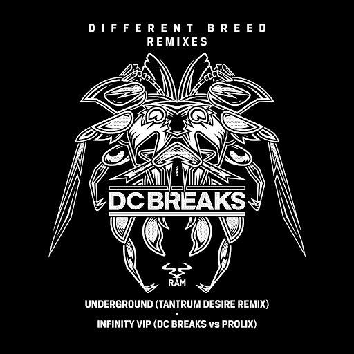 DC Breaks альбом Infinity VIP / Underground