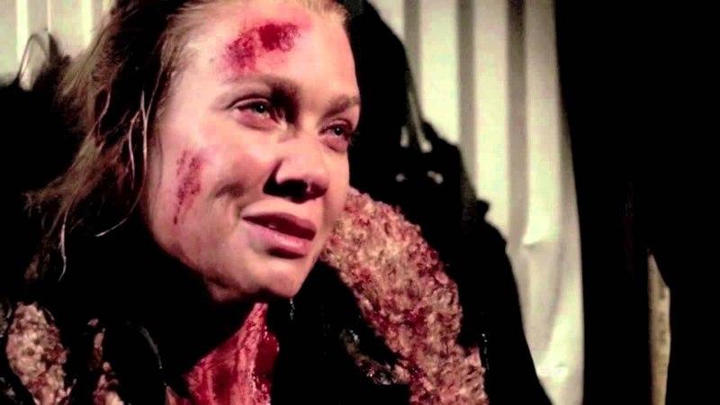Андреа убивает зомбированного Милтона Смерть Андреа