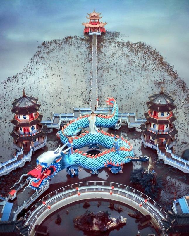 Подборка азиатских храмов