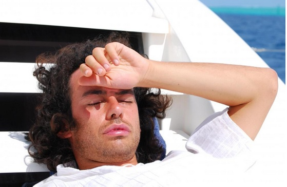 Ультрафиолетовые лучи вредны не только для глаз, но и для кожи