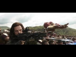 Как создавали битву в Ваканде из «Мстителей: Война бесконечности»