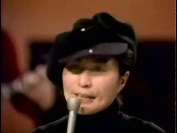 Yoko Ono w Plastic Ono Band and Elephant's Memory Midsummer New York