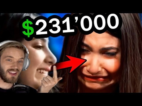 В 15 лет ХОЧЕТ МАШИНУ за $231,000 - ПьюДиПай |PewDiePie| {Русская Озвучка}