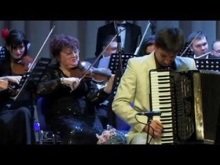 А.Поелуев и Р.Молинелли - танго Черные глаза / Poeluev and Molinelli - tango Black Eyes