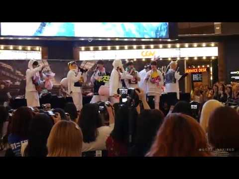 STRAY KIDS 180512 여의도 팬싸 Yeouido Fansign - Grow Up (잘 하고 있어)