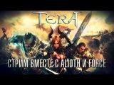 TERA -  PvP стрим от портала GoHa.Ru