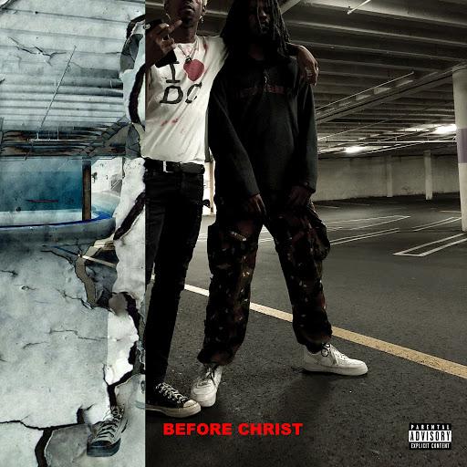 Myagi альбом Before Christ