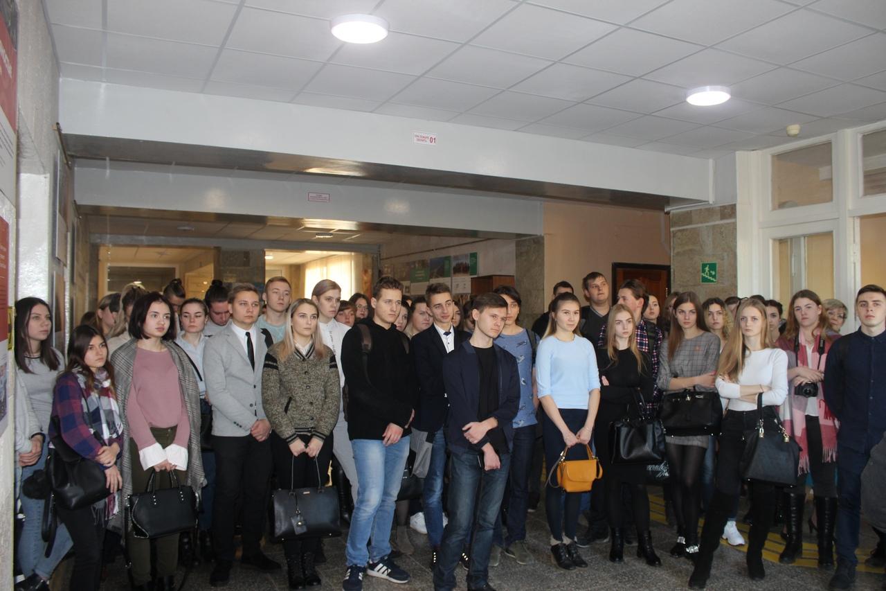 Директор ВЦИОМ дискутировал со студентами педуниверситета — Изображение 1