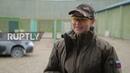 Hotshot! Kazakhstan's 'Lara Croft' trains elite Chechen security forces