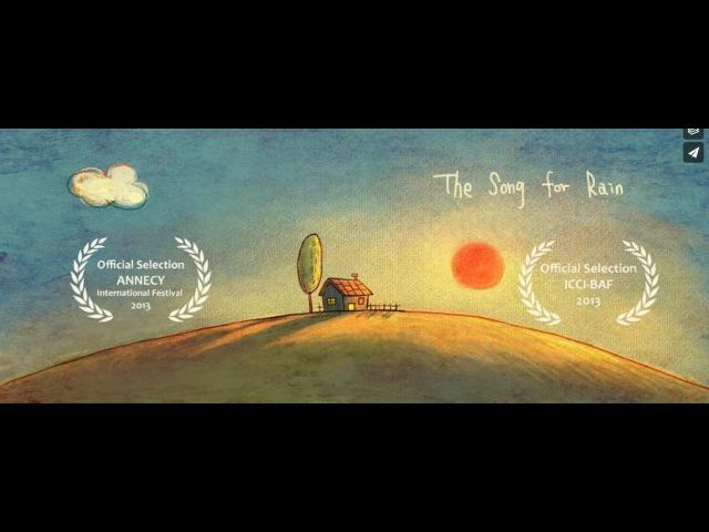 The Song For Rain Cartoon 2D Animated Short Film