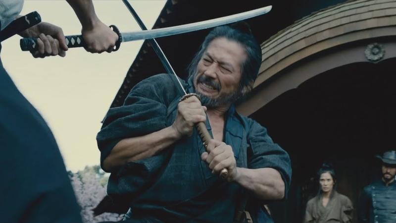 Westworld: Shogun World Samurai Duel [Season 2 Fight Scene] 2x6 (HD 1080p)
