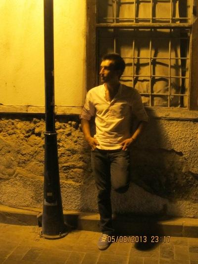 Ahmet Demirel, 25 мая , Челябинск, id216387126