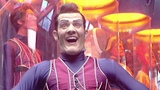 Lazy Town Robbie Rottens Best Moments Forever Number One