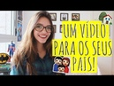 MOSTRE ESSE VÍDEO PARA OS SEUS PAIS: PRECISAMOS CONVERSAR! (Débora Aladim)