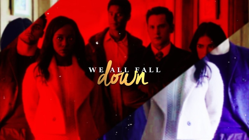 HTGAWM   We all fall down. (2x09)