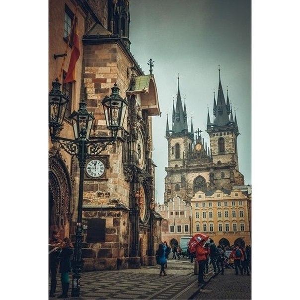 Чехия (Прага)!!! Вылет 5,12 апреля ! На 8 дней !!!
