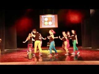 Хип Хоп к/ф Эйс Вентура (Отчётный танцевальный концерт