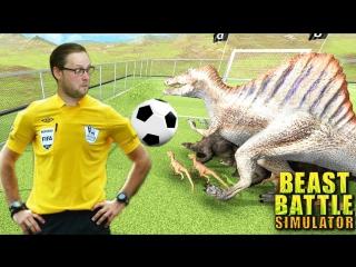 Kuplinov ► Play САМЫЙ ЗРЕЛИЩНЫЙ МАТЧ ► Beast Battle Simulator #3 (Full HD 1080p)