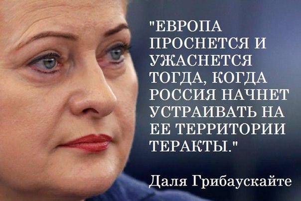 Президент Литвы Грибаускайте посетит Украину в декабре, - АП - Цензор.НЕТ 5427