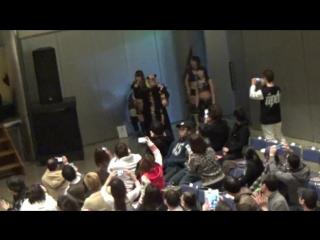 Oedo Tai (Hana Kimura, Kagetsu, Kris Wolf & Natsu Sumire) vs. Queen's Quest (AZM, HZK, Io Shirai & Momo Watanabe)
